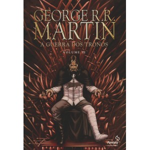 Graphic Novel Game of Thrones Vol. 3